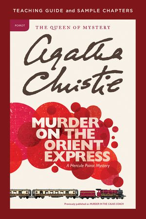 Murder on the Orient Express Teaching Guide book image
