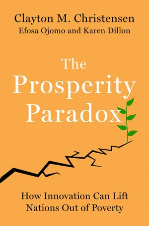 The Prosperity Paradox book image