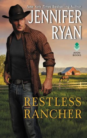 Restless Rancher book image
