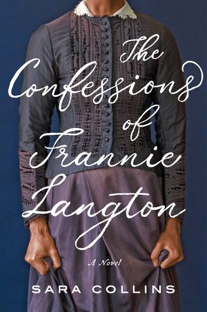 The Confessions of Frannie Langton book image
