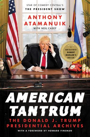 American Tantrum book image
