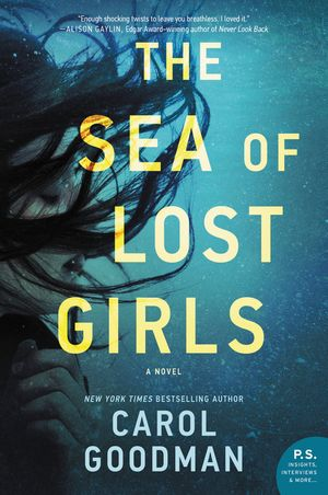 The Sea of Lost Girls book image