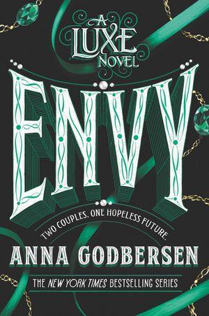 Envy book image