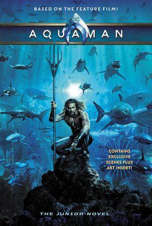 Aquaman: The Junior Novel book image
