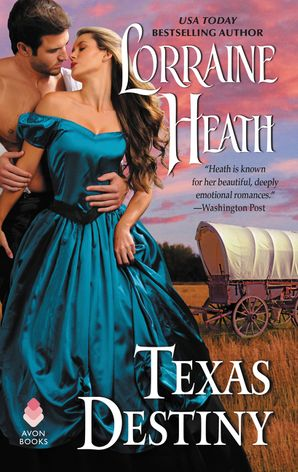 Texas Destiny Paperback  by Lorraine Heath