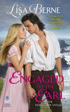Engaged to the Earl Paperback  by Lisa Berne