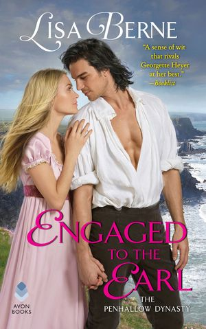 Engaged to the Earl book image