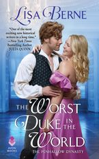 The Worst Duke in the World Paperback  by Lisa Berne