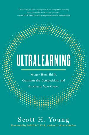 Ultralearning book image