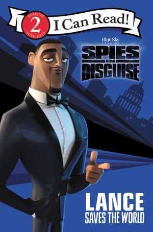 Spies in Disguise ICR #2 book image