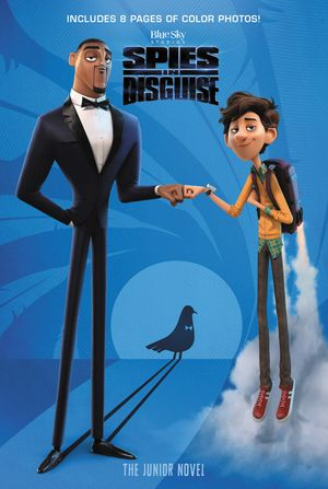 Spies in Disguise: The Junior Novel book image