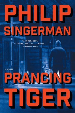Prancing Tiger book image