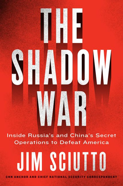 Significant Milestone In Forever War >> The Shadow War Jim Sciutto Hardcover