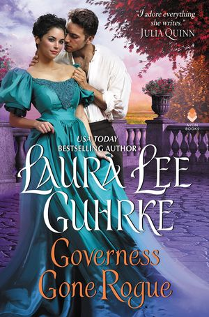 Governess Gone Rogue book image