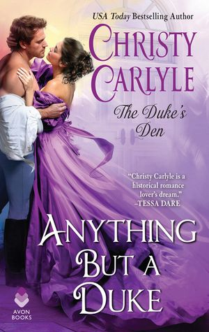 Anything But a Duke book image