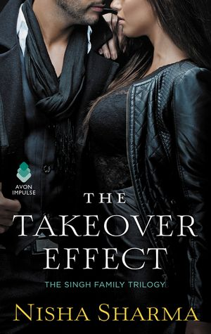 The Takeover Effect book image