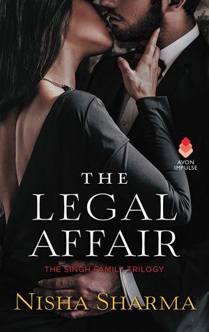 The Legal Affair book image