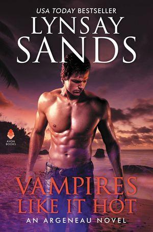 Vampires Like It Hot book image