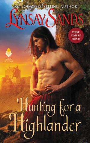 Hunting for a Highlander book image