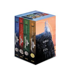 The School for Good and Evil Books 1-4 Paperback Box Set