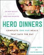 Hero Dinners Hardcover  by Marge Perry