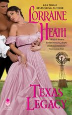 Texas Legacy Paperback  by Lorraine Heath