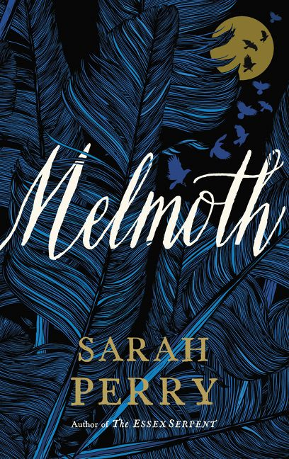 Image result for Melmoth by Sarah Perry