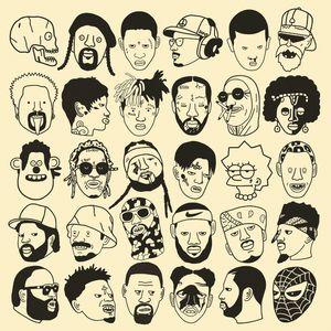 Gangster Doodles book image