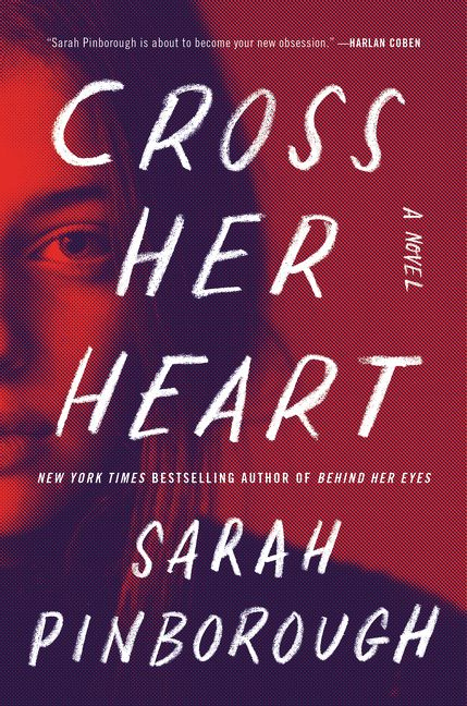 Image result for Cross Her Heart book cover