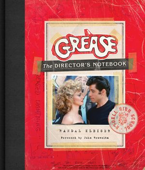 Grease book image