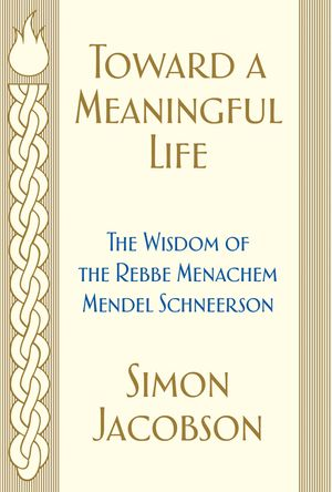 Toward a Meaningful Life book image