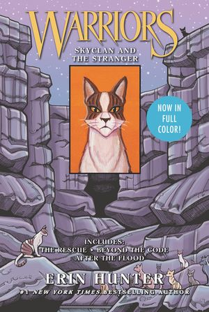 Warriors: SkyClan and the Stranger book image