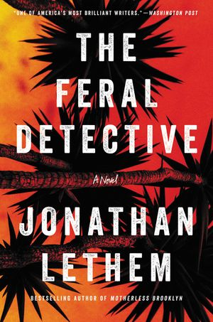 The Feral Detective book image