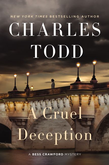 Image result for a cruel deception charles todd