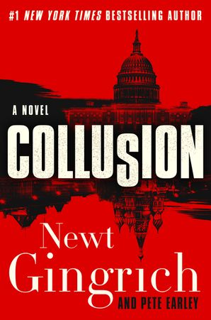 Collusion: A Novel (Mayberry and Garrett 1) Hardcover  by