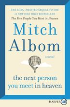 5 people you meet in heaven lessons