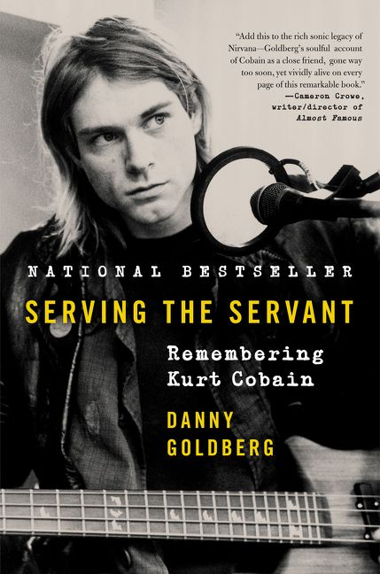 Risultati immagini per serving the servant danny goldberg