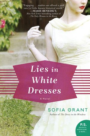 Lies in White Dresses book image