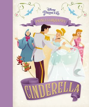 Cinderella: Princessography book image