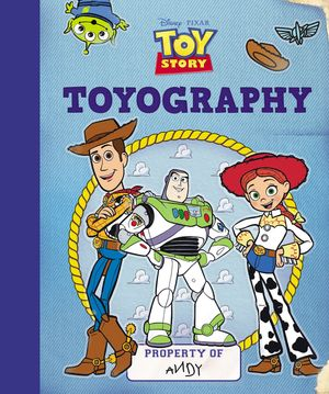 Toy Story: Toyography book image