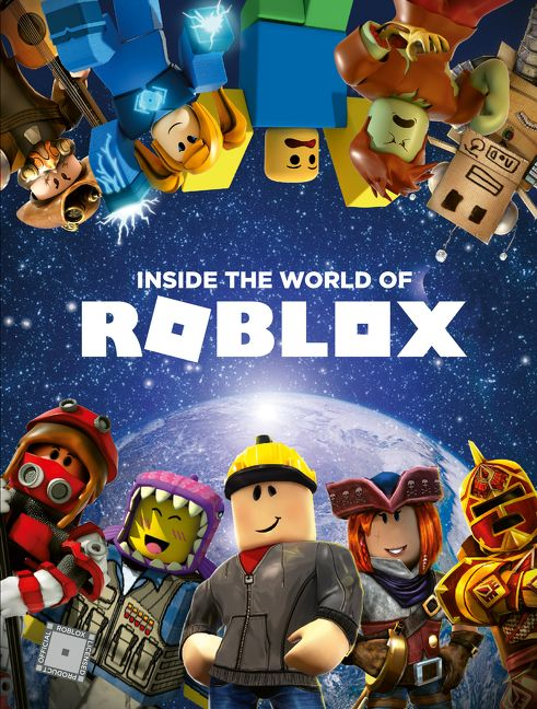 Inside The World Of Roblox Official Roblox Hardcover