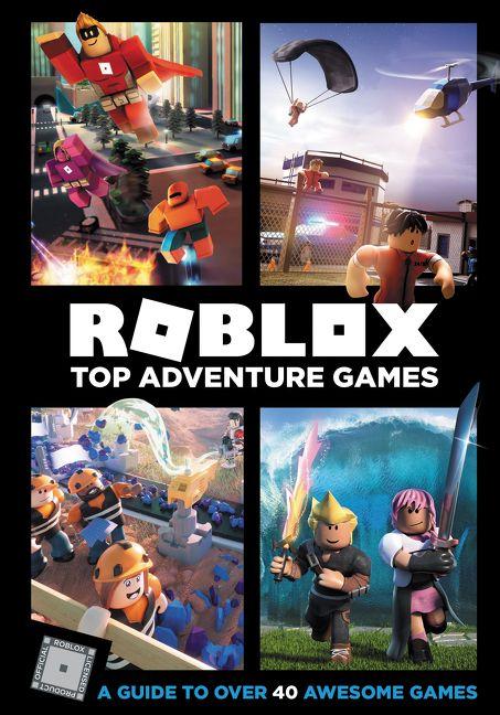 Roblox Top Adventure Games - Official Roblox - E-book