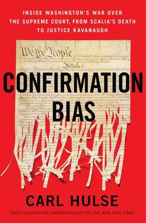 Confirmation Bias book image