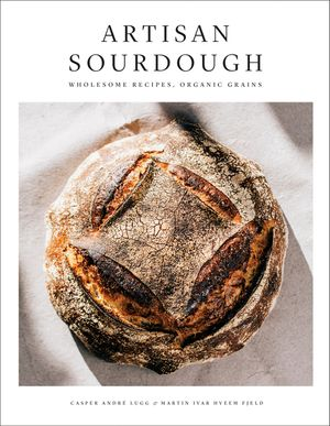 Artisan Sourdough book image