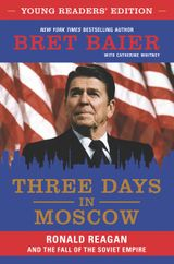 Three Days in Moscow Young Readers' Edition