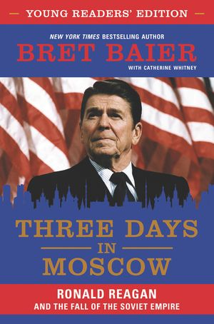Three Days in Moscow Young Readers' Edition book image