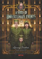 A Series of Unfortunate Events #12: The Penultimate Peril Netflix Tie-in