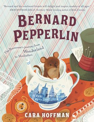 Bernard Pepperlin book image