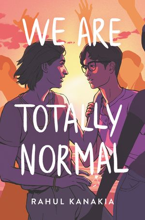 We Are Totally Normal book image
