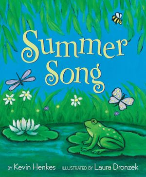 Summer Song book image